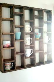 coffee mug wall shelf coffee mug wall shelf coffee mug holders coffee mug coffee cup holder coffee mug wall shelf