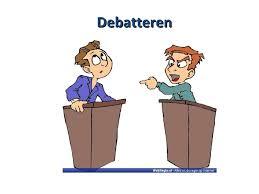 Afbeeldingsresultaat voor kinderen debatteren