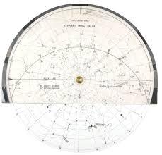 Gemini 5 Flown Star Chart