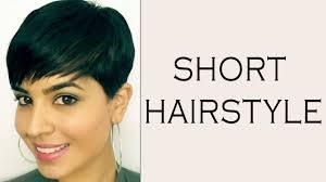 Short Hair Style Women short hairstyle for women 2018 short hair haircut women youtube 1957 by wearticles.com