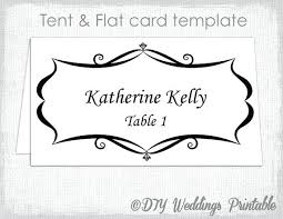 Place Cards Template S Card Printable Free For Thanksgiving