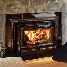 clydesdale fireplace wood fired insert