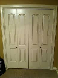 Making Simple Double Closet Doors — STEVEB Interior
