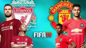 FIFA 19   ลิเวอร์พูล VS แมนยู   แผน 4-3-3 อย่างเดือด !! ต้อนรับฤดูกาล  2019-20 - YouTube