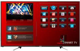 1,182.00 SAR Nikai 55 Inch Smart LED TV - NTV5500SLED | KSA Souq