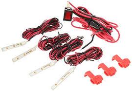 plasmaglow 10347 aqua led door handle kit
