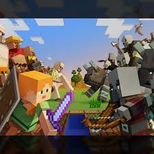 Minecraft Village And Pillage Update 114 Brings New Smithing Table