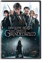 Fantastic Beasts: The Crimes of Grindelwald (DVD): Amazon.de: DVD & Blu-ray