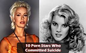 Porn stars who committed suicide