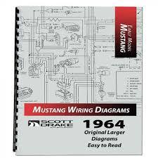 scott drake mustang pro wiring diagram 1973 Ford Mustang Wiring Diagram 1973 Mustang Colorized Wiring-Diagram