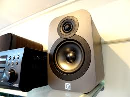The 3010 from Q Acoustics continues to be a heart-winner in store! Winner CompactLarger