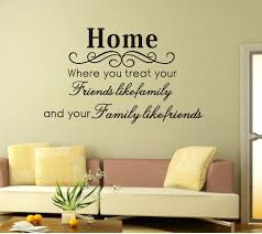 remarkable delightful home decor decals vinyl wall art decals es saying home decor wall