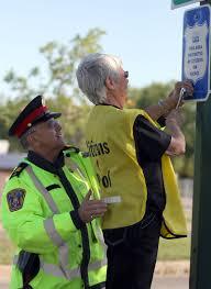 Yanick honoured by Citizens on Patrol - Brandon Sun