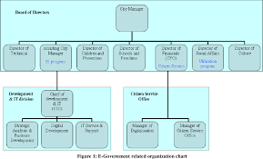 Chart Organization Of Local Government Figure 1 From Organizing To Achieve E Government Maturity