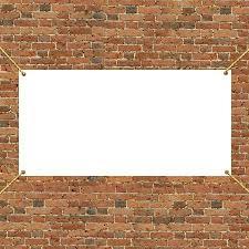 Blank Banner Victorystore Outdoor Banners Vinyl Banner Blank Size 4 X 8 13 Oz Vinyl