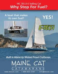 news maine cat catamarans