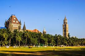 The rajabai tower was designed by sir george gilbert scott, an english architect. Mumbai High Court And Rajabai Clock Tower Mumbai India Marginal Revolution