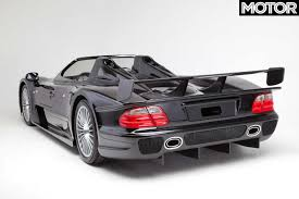 The site owner hides the web page description. The Only Black Mercedes Clk Gtr Roadster Is In Melbourne