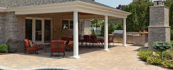 install a stone patio
