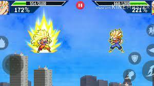 Chơi Game 7 viên ngọc rồng siêu cấp Tập 43 | Thần Hủy Diệt vs Super xayda 2  - Chơi Game 247