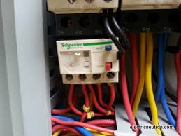 troubleshooting guide when motor overload trip overload relay