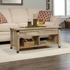 carson forge lift top coffee table with