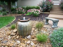 water fountains outdoor 4 small garden features throughout fountain regarding prepare 15