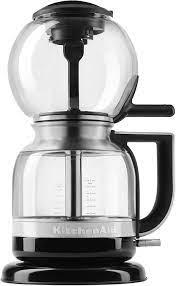 Pe birds stainless steel rolex coffee pot vacuum flask, 1000 ml,. Amazon Com Kitchenaid Kcm0812ob Siphon Coffee Brewer Onyx Black 2 3 Beauty