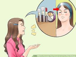 image led persuade your pas to let you wear makeup step 3