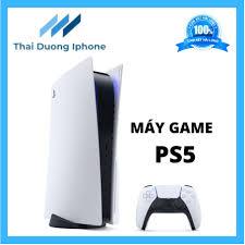 Máy PS5 mới 100% nhập khẩu chính hãng – Sản phẩm chính hãng của Sony (Bản  Kỹ thuật số & Ổ đĩa)
