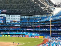 Toronto Blue Jays Seating Guide Rogers Centre