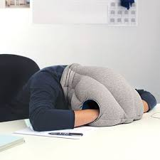 office sleeping pod. Fine Office The Power Nap Head Pillow And Office Sleeping Pod