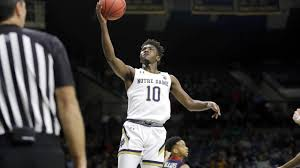 Notre Dame Basketball Depth Chart Notre Dame Still Searching For Urgency Irish Sports Daily