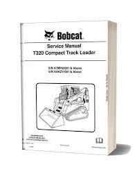 T320 Bobcat Wiring Schematic Bobcat 742 Wiring -Diagram