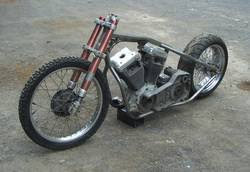 photopost classifieds motoxcycle custom bobber frame for 180mm
