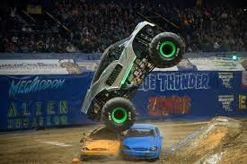 monster trucks will be wowing crowds in coventry