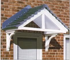 front door canopyUse Mailbox in Front Door Canopy  Design Ideas  Decor