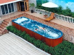 hot tub pool combo involved hot tub pool combination hot tub swimming pool combination