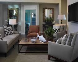 Grey Living Room Decor Interior Design
