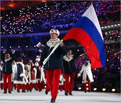 Сочи История Олимпийских игр Александр Зубков флаг России Сочи 2014