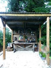 outdoor kitchen ideas on a budget rustic outdoor kitchen rustic outdoor kitchen ideas rustic outdoor kitchen