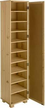 Shoe cabinet with doors