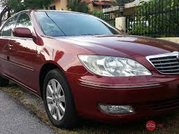 2004 Toyota Camry for sale in Malaysia for RM29,800   MyMotor