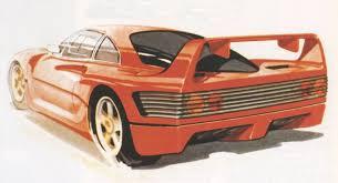 Scopri le migliori offerte, subito a casa, in tutta sicurezza. Design History Ferrari F40 Auto Design