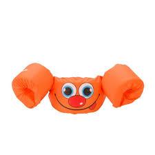 stearns orange basic puddle jumper floater