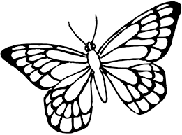 Small Picture Free Printable Butterfly Coloring Pages 7347 Within Butterflies
