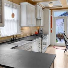 honed granite countertop honed absolute black granite countertops knockoff for soapstone and bluestone in the kitchen much less expensive how much do white