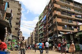 Image result for Unsafe Buildings In Nairobi