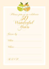 50th birthday invitation wording elegant free printable 50th birthday invitations roho 4senses of 50th birthday invitation