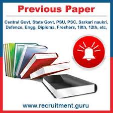 Download Paper Previous Year Question Papers All Govt Jobs Upsc Ibps